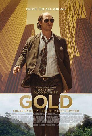 Gold (2017) Main Poster