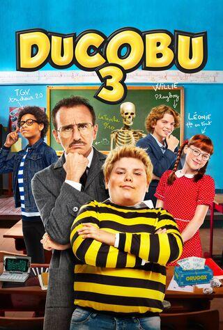 Ducobu 3 (2020) Main Poster