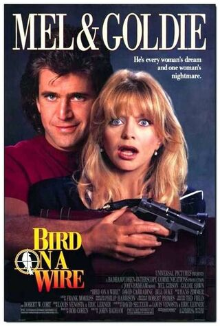 Bird On A Wire (1990) Main Poster