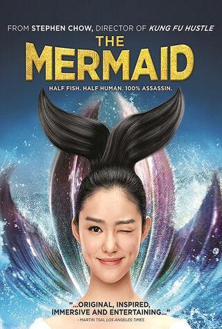 The Mermaid (2016) Main Poster