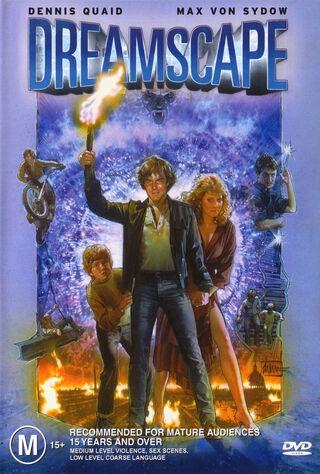 Dreamscape (1984) Main Poster
