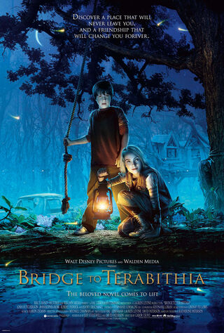 Bridge To Terabithia (2007) Main Poster