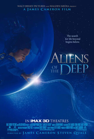 Aliens Of The Deep (2005) Main Poster