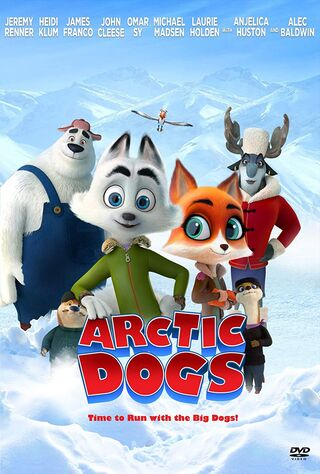Arctic Dogs (2019) Main Poster
