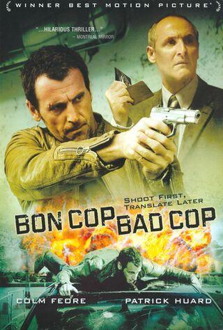 Bon Cop Bad Cop (2006) Main Poster