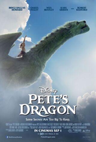 Pete's Dragon (2016) Main Poster