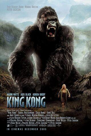 King Kong (2005) Main Poster