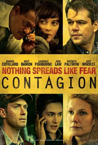 Contagion (2011) Main Poster