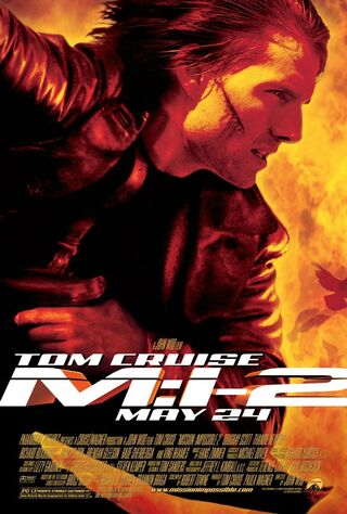 Mission: Impossible II (2000) Main Poster