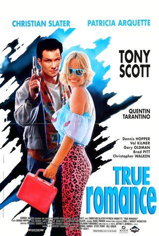 True Romance (1993) Main Poster
