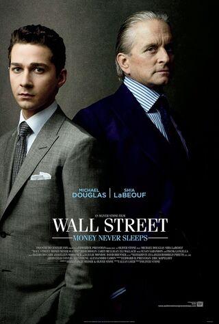 Wall Street: Money Never Sleeps (2010) Main Poster