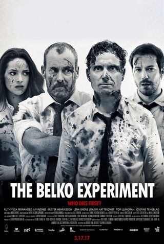 The Belko Experiment (2017) Main Poster