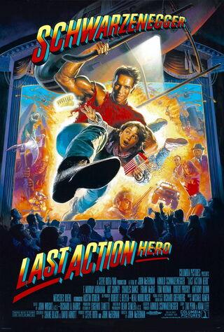 Last Action Hero (1993) Main Poster