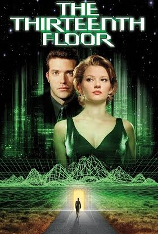 The Thirteenth Floor (1999) Main Poster