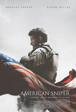 American Sniper (2014) Main Poster