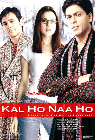 Kal Ho Naa Ho (2003) Main Poster