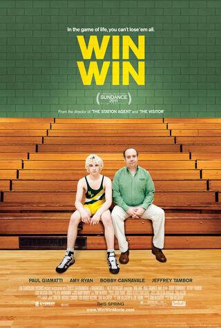 Win Win (2011) Main Poster