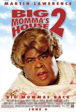 Big Momma's House 2 (2006) Main Poster