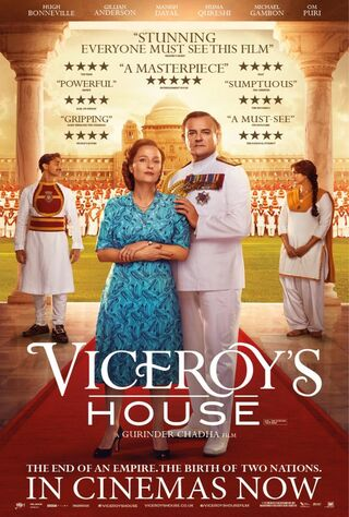Viceroy's House (2017) Main Poster