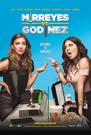 Mirreyes Contra Godinez (2019) Main Poster