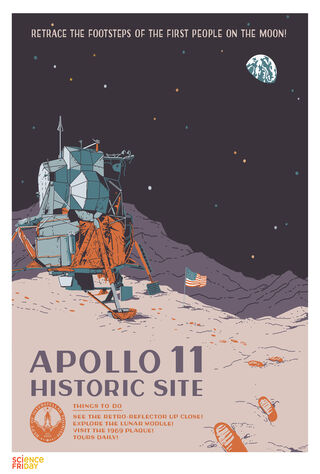 Apollo 11 (2019) Main Poster