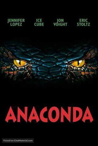 Anaconda (1997) Main Poster