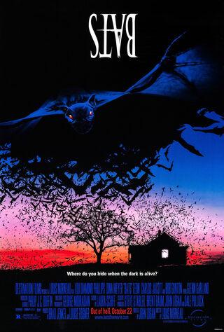 Bats (1999) Main Poster
