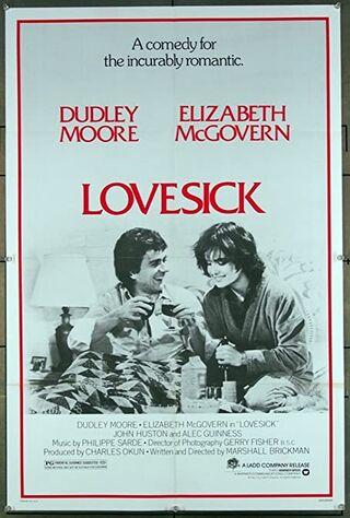 Lovesick (1983) Main Poster