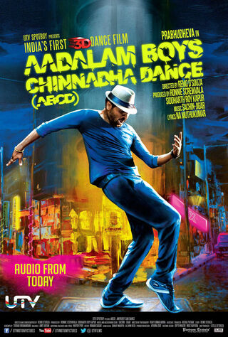 ABCD (Any Body Can Dance) (2013) Main Poster