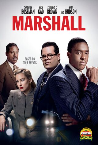 Marshall (2017) Main Poster