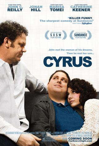 Cyrus (2010) Main Poster