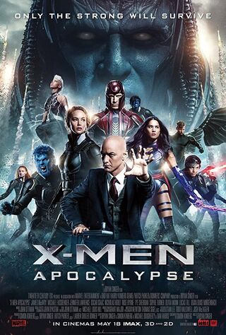 X-Men: Apocalypse (2016) Main Poster