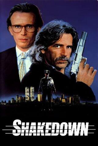 Shakedown (1988) Main Poster
