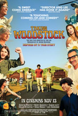 Taking Woodstock (2009) Main Poster