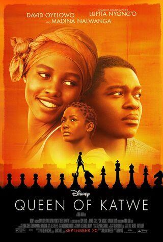 Queen Of Katwe (2016) Main Poster