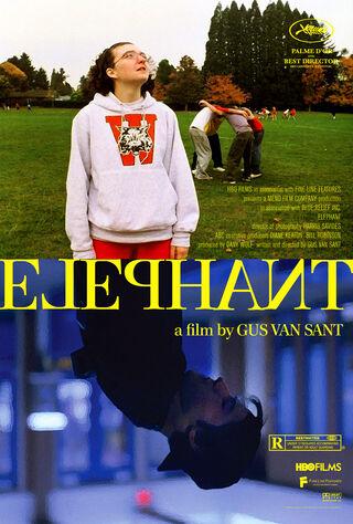 Elephant (2003) Main Poster