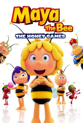 Maya The Bee: The Honey Games (2018) Main Poster