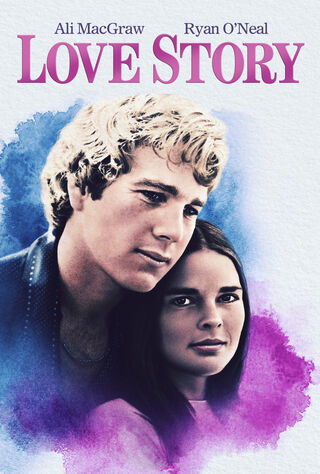 Love Story (1970) Main Poster