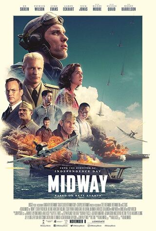 Midway (2019) Main Poster