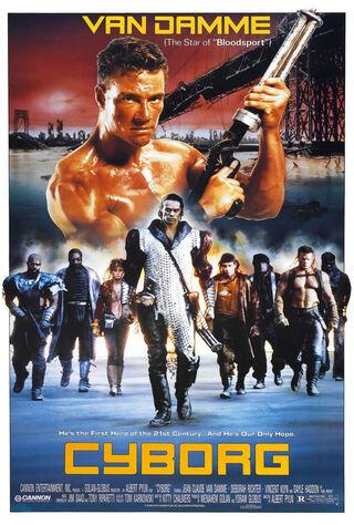 Cyborg (1989) Main Poster