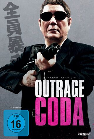 Outrage Coda (2017) Main Poster