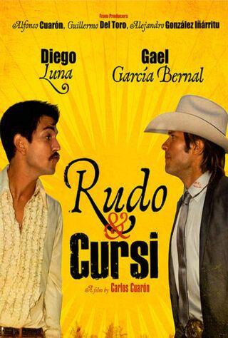 Rudo Y Cursi (2009) Main Poster