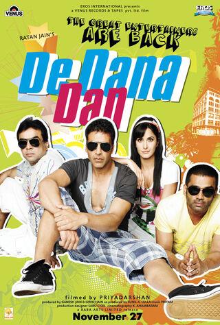 De Dana Dan (2009) Main Poster