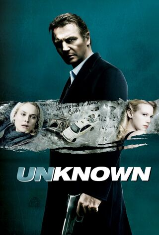 Unknown (2011) Main Poster