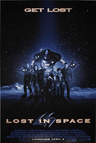 Lost In Space (1998) Main Poster