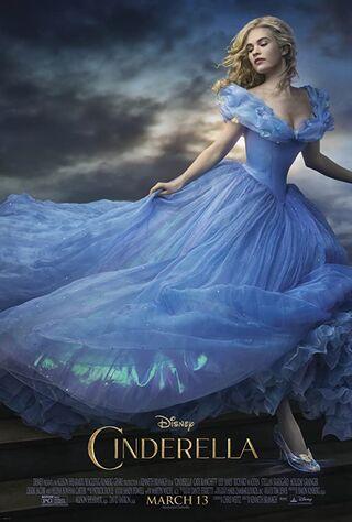 Cinderella (2015) Main Poster