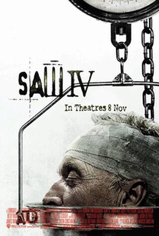 Saw IV (2007) Main Poster