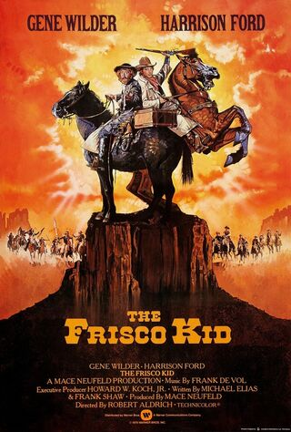 The Frisco Kid (1979) Main Poster