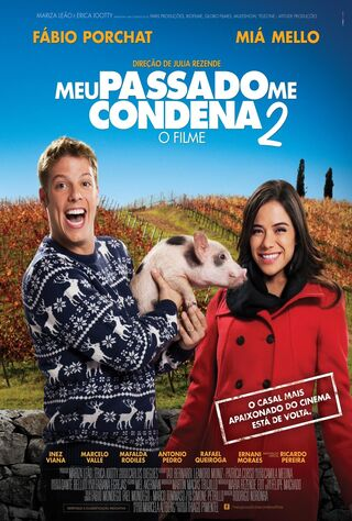 Meu Passado Me Condena 2: O Filme (2015) Main Poster
