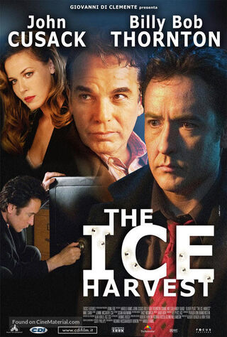 The Ice Harvest (2005) Main Poster